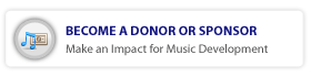 Become a Donor or Sponsor
